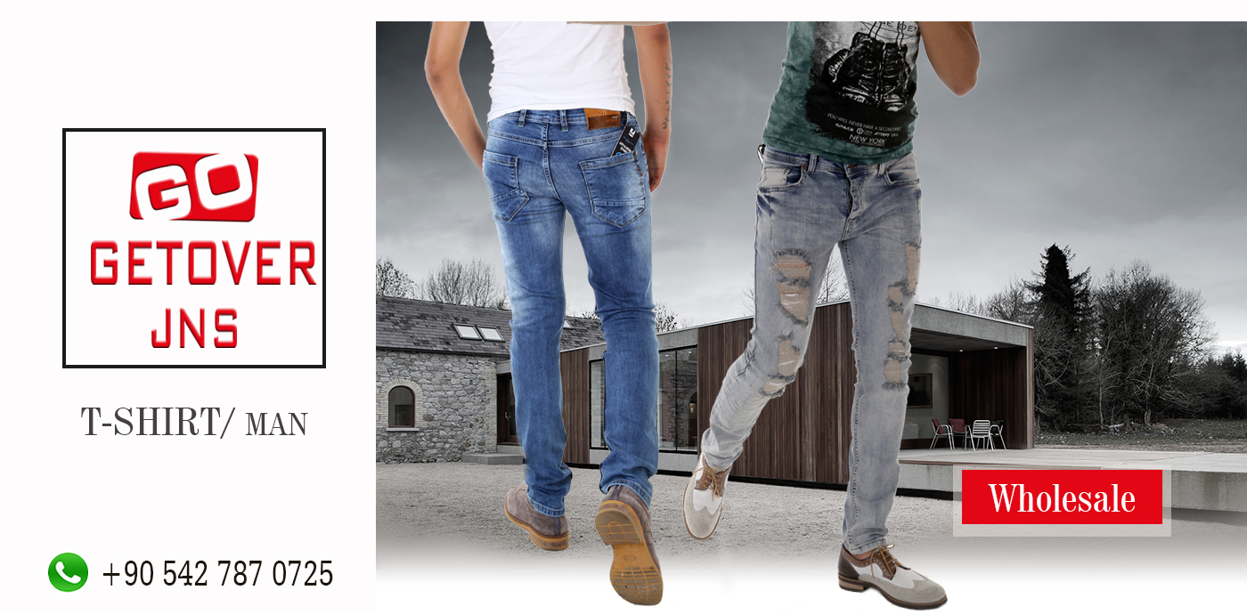 Getover jeans